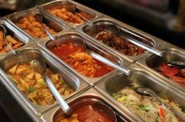 Indische oosterse buffetten jsentertainment for Sideboard indisch